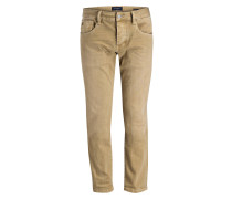 Jeans RALSTON Regular Slim Fit - sand