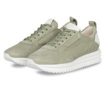 Plateau-Sneaker JAZZ - OLIV