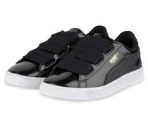 Sneaker BASKET HEART GLAM - schwarz