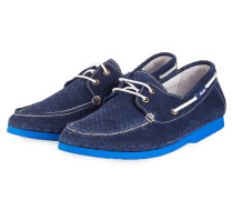 Bootsschuhe - dunkelblau