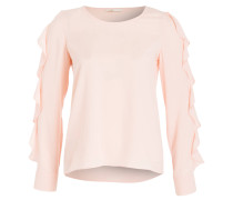 Blusenshirt FLUID - rosa