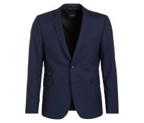 Kombi-Sakko L-VINCE Slim-Fit - blau