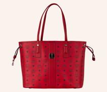 Shopper LIZ CANDY RED MEDIUM zum Wenden