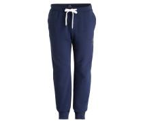 Sweatpants MANNY - blau