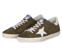 Sneaker SUPERSTAR - oliv