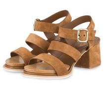 Sandalen - braun