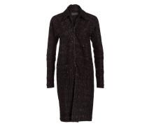 Mantel HUBRIS - schwarz