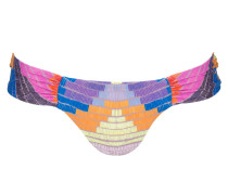 Bikini-Hose RADIAL - orange/ lila/ blau