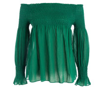 Carmen-Bluse LAFYR - grün