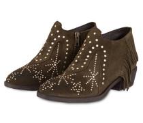 Cowboy Boots mit Nietenbesatz - OLIV