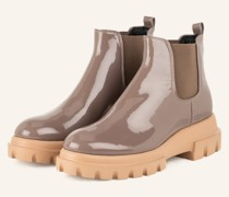 Chelsea-Boots MAXINE - TAUPE