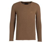 Pullover BASAL - khaki
