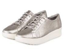 Sneaker BERLIN PARK - silber metallic