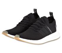 Sneaker NMD_R2 PRIMEKNIT - schwarz