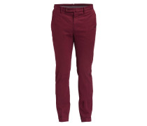 Chino Slim-Fit - bordeaux