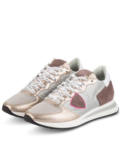 Sneaker TROPEZ - ROSÈ/ SILBER