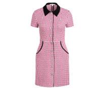 Tweed-Kleid RENATYA