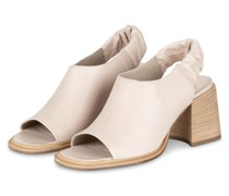 Sandaletten - CREME