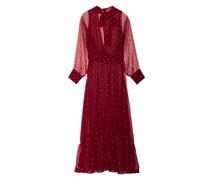 Kleid ROMY mit Glitzergarn