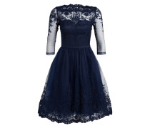 Cocktailkleid - navy