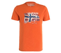 T-Shirt SELO - orange