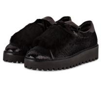 Plateau-Sneaker HIKE mit Paillettenbesatz
