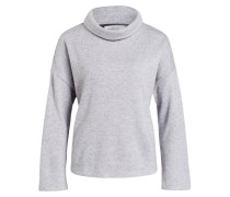 Pullover GOPARA - grau meliert