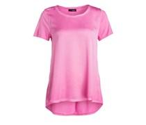 T-Shirt CISIGNE im Materialmix
