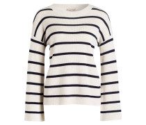 Pullover BERNELLE - navy/ ivory