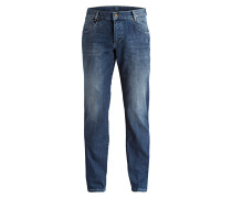 Jeans Modern-Fit - 358 dark blue used