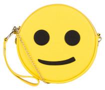 Umhängetasche SMILEY - gelb