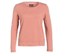 Sweatshirt - altrosa