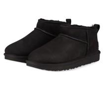 Boots CLASSIC ULTRA MINI - SCHWARZ