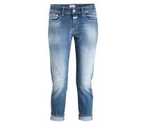 Capri-Jeans BAKER - slightly used blue
