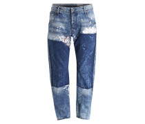 Destroyed-Jeans ARC 3D Tapered-Fit