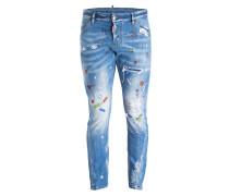 Jeans SEXY TWIST - navy