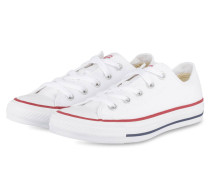 Sneaker CHUCK TAYLOR LOW - WEISS