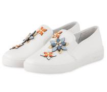 Slip-On-Sneaker HEIDI - weiss