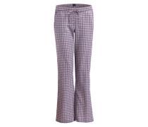 Pyjamahose - flieder/ beere