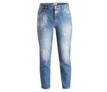 Girlfriend-Jeans - ho vintage blue