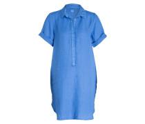 Leinen- Hemdblusenkleid