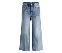 Jeans-Culotte - rod redo blue