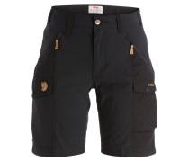Trekking-Shorts NIKKA - schwarz