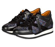 Plateau-Sneaker LONDON - schwarz