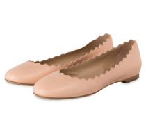 Ballerinas LAUREN - DELICATE PINK