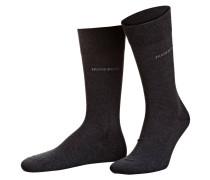 2er-Pack Socken - grau