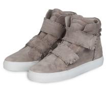 Hightop-Sneaker BASKET - braun