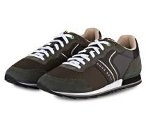 Sneaker PARKOUR - oliv/ braun