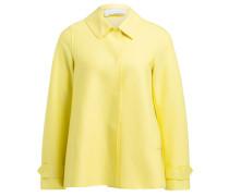 Wolljacke - gelb