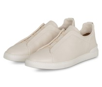 Slip-on-Sneaker - CREME